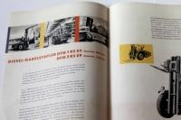 DFG RS 09 Dieselgabelstapler