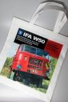 Tragetasche 02 Motiv IFA W50 rot